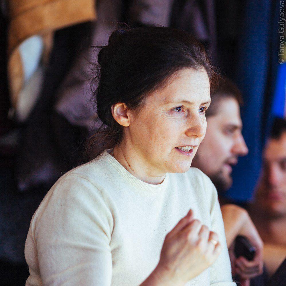 Анна Немчинова