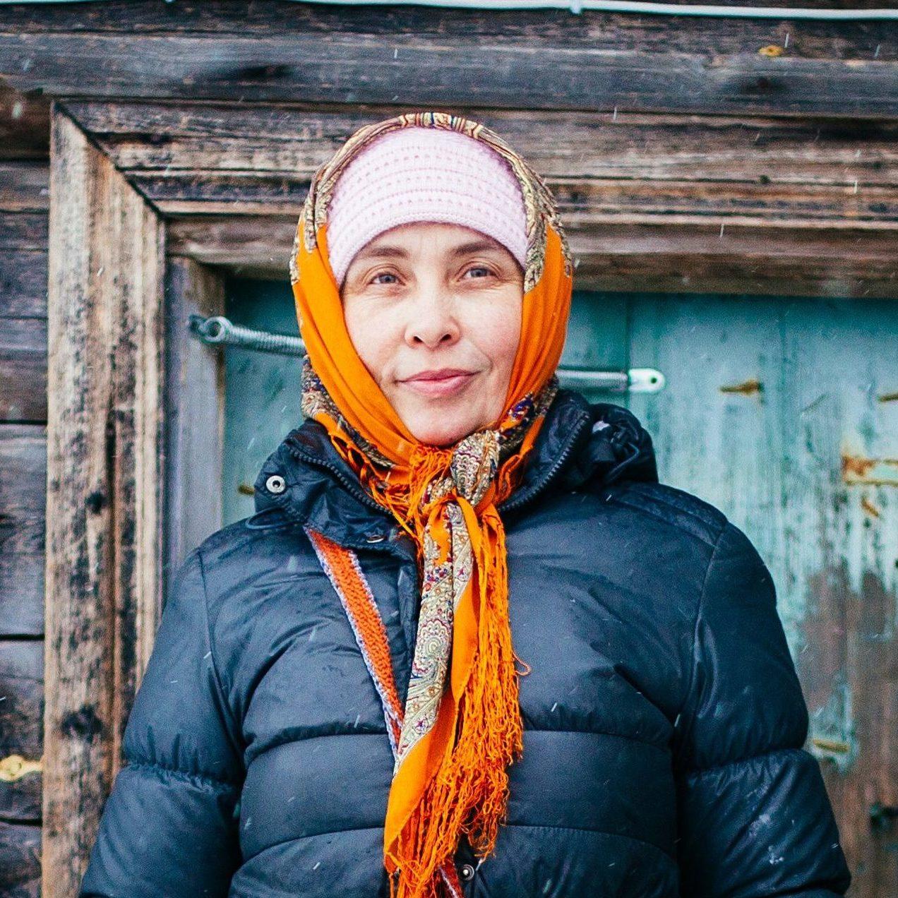 Антонина Кулясова